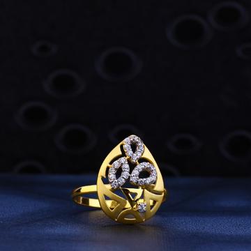 916 gold Exclusive Designer Ring LR18