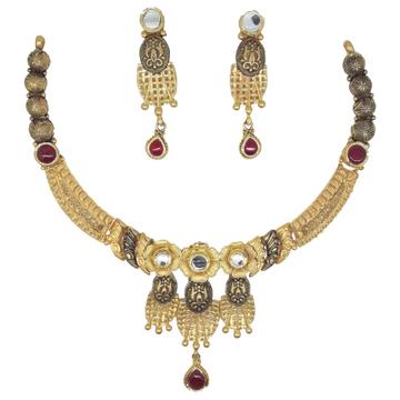 916 Gold Antique set
