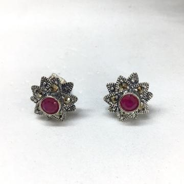 925 fancy earring by