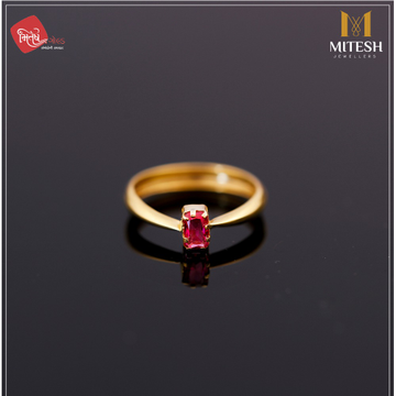 SINGLE RED NANG RING