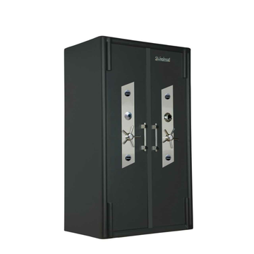 Designer silver light locker for jewellery