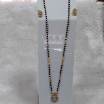 fancy  daymand mangalsutra by
