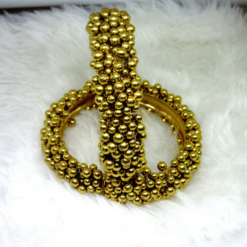 Gold 22k 916 Ghunghroo Bangles by