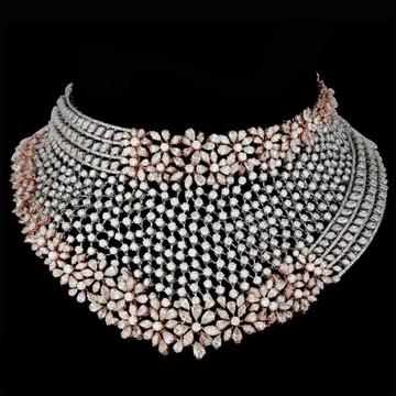 Diamonds NecklaceJSJ0142