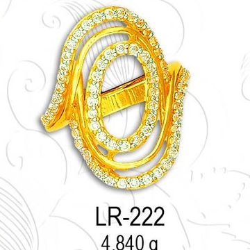 916 lADIES RING LR-222