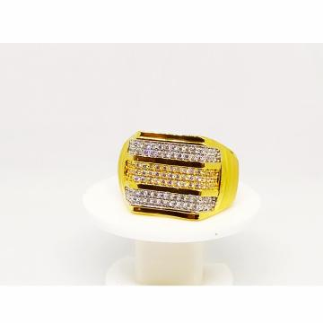 22 K Gold Fancy Ring. NJ-R0740