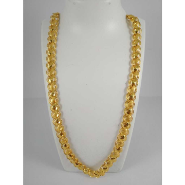 22 K Gold Hollow Chain. NJ-C0298