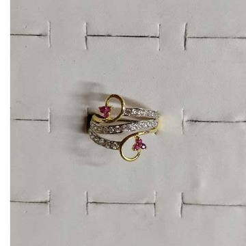 22kt/916 Gold Ladies Attractive  Ring