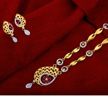 22kt GoldStylish  Ladies   Chain Necklace CN27