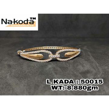 18K Exclusive Ladies Rose Gold Kada