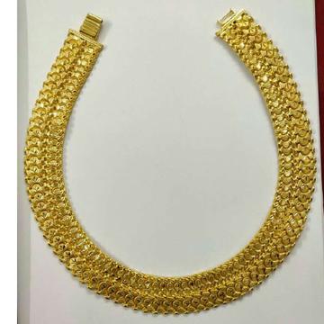 22K / 916 Designer Gold Chain