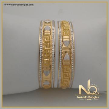 916 Gold Khilla Bangles NB-340