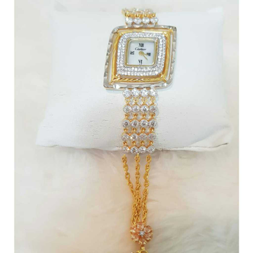 18k Exclusive Ladies Italian Watch G-2919
