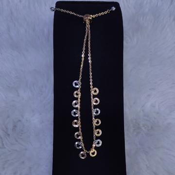 18KT/750 Rose Gold Fancy Harmii Bracelet GLU-184