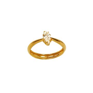 18K Gold Fancy Ring MGA - LRG1084