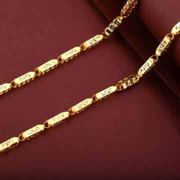Men's Designer 22K Turkey Gold Chain - MTC42
