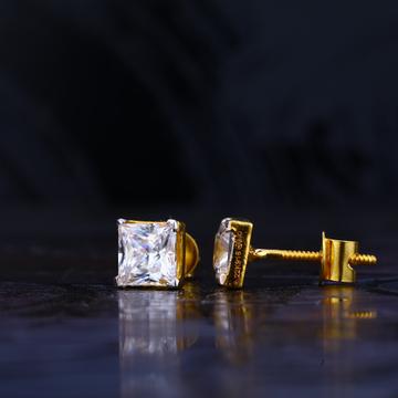 916 Gold Earring For women LSE17