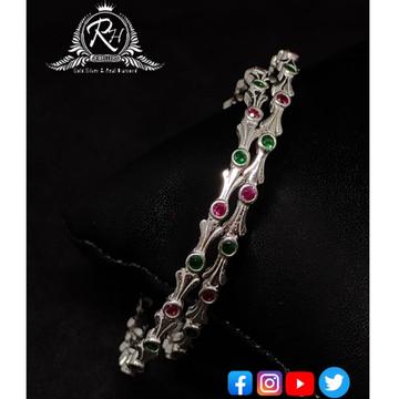 silver fashion vanni kangan for kids kada RH-BK428