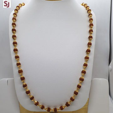 Rudraksh Mala RMG-0003 Gross Weight-36.160 Net Weight-27.830