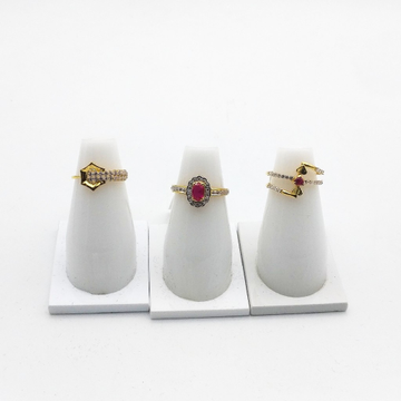 916 ring c.z design hallmark