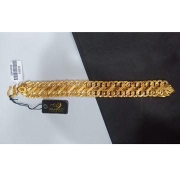 One Gram Gold Gents Bracelet AO-B10