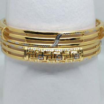 916 fansy kada type copper kadli by V.N. Jewellers