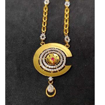 22k Ladies Exclusive Fancy Gold Set S-54141