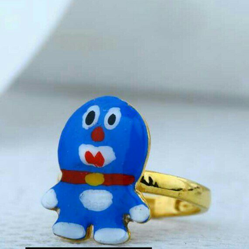 916 Cartoon Design Fancy Baccha Ring