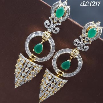 beautiful party wear earrings#549