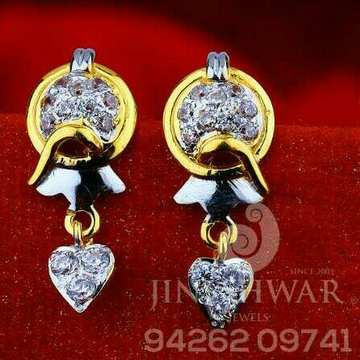 18kt Daily Were Cz Fancy Ladies Tops ATG -0697