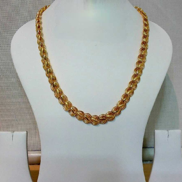 22k Gents Fancy Gold Chain G-6406