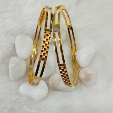 22KT Gold Hallmark Delicate Ghaba Kadali SG30 by