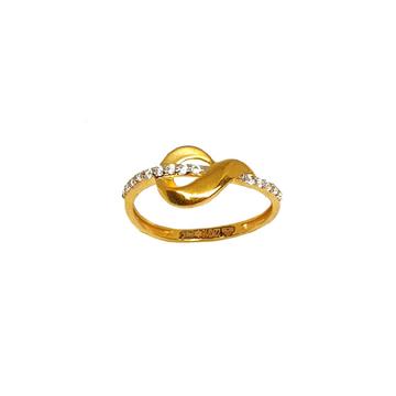 22K Gold Designer Ladies Ring MGA - LRG1071
