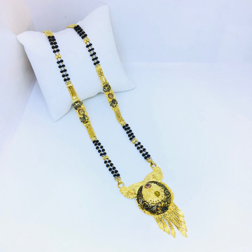 DESIGNING FANCY ANTIQUE MANGALSUTRA by