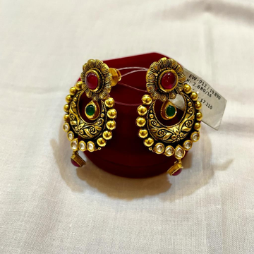 22ct Antique Earing by