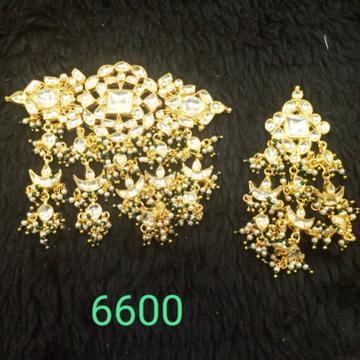 Mini choker necklace set#chk035