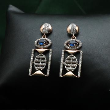 18kt Fancy Diamond Earring ER0020