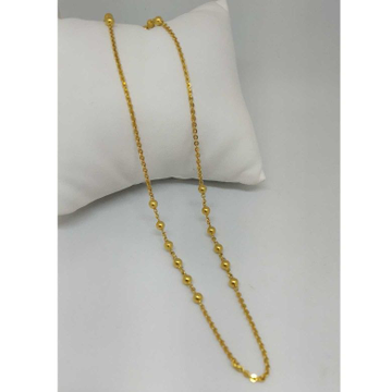 22 KT Gold Chain by