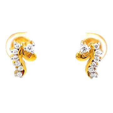 Petite 18k Hallmarked Diamond Jewellery For Kids 6TOP69