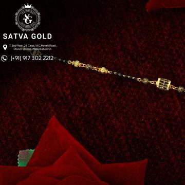 22KT Gold Bracelet SGB 18