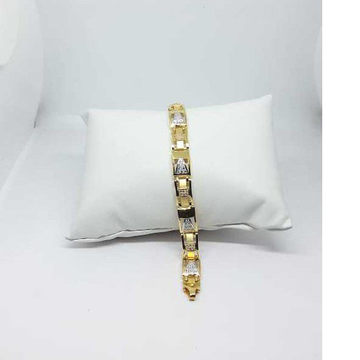 22k Gents Gold Exclusive Bracelet G-9211