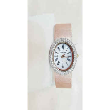 18k Ladies Fancy Italian Kada Watch G-2917