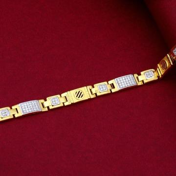 22kt 916gold jents  braclet