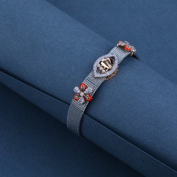 18ct Stylish Ladies Bracelet LLKB03