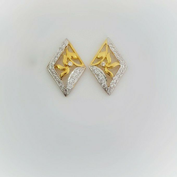 18k Delicate Earrings