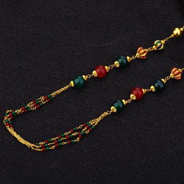 Ladies Daily Wear Designer Colourful Moti ChainMala-AC157