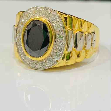 22kt 916 exclusive gents ring by Prakash Jewellers