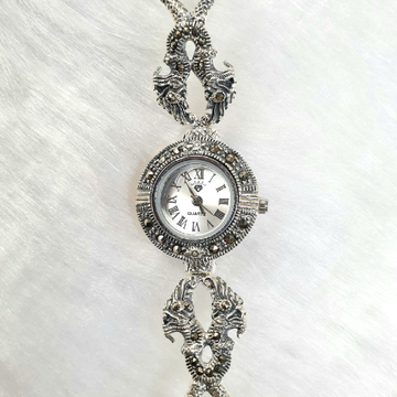 92.5 sterling silver watch mga - sw002