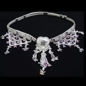 Silver Ladies Kandora by