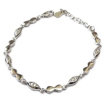 925 Sterling Silver Bracelet MGA - BRS0417